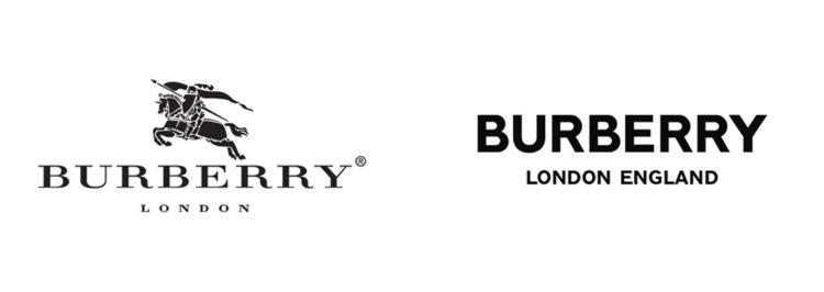 El polémico rebranding de Burberry