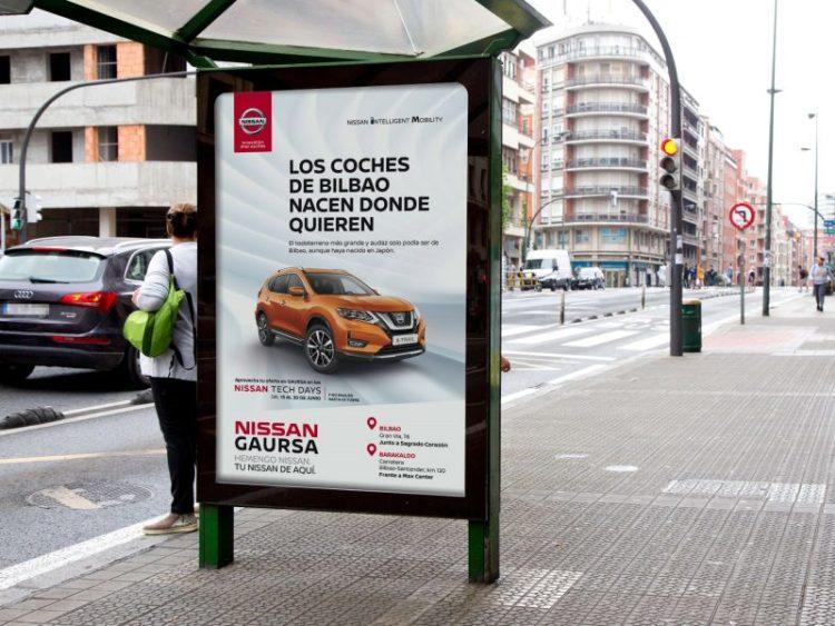 Campaña para Nissan en el País Vasco