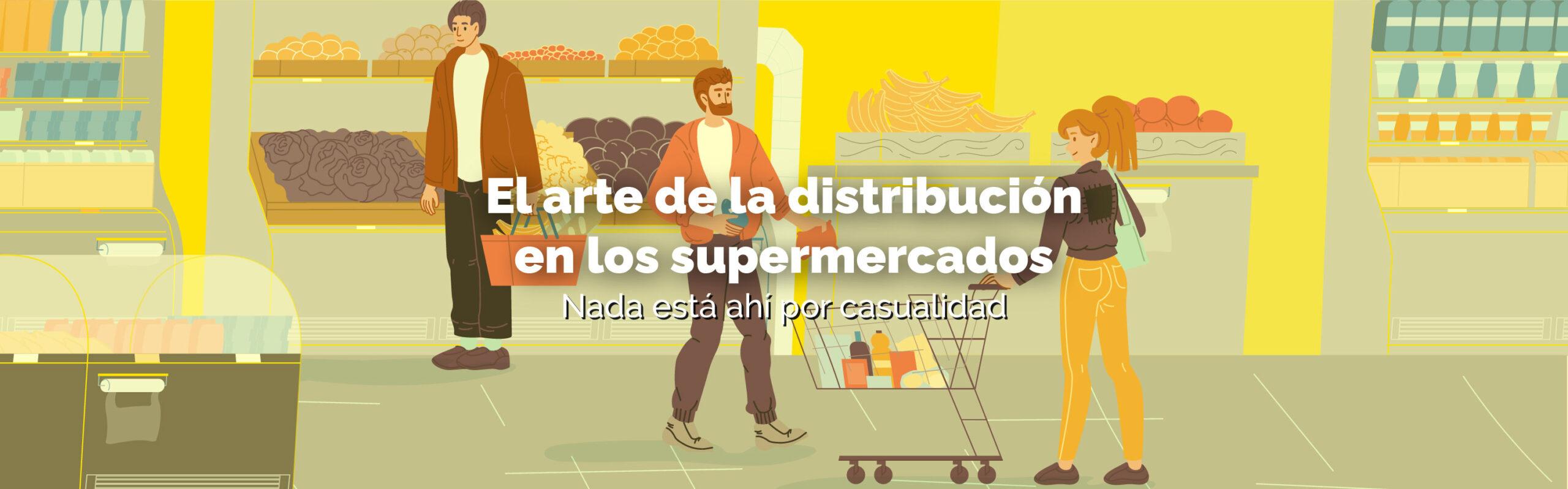 distribución supermercadoss
