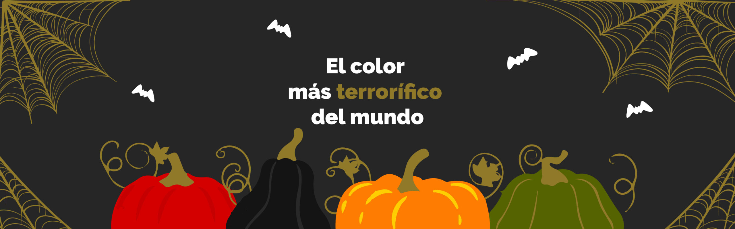 Cabecera blog combinaciones de colores terroríficas